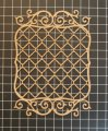 Deco Lattice Panel 1